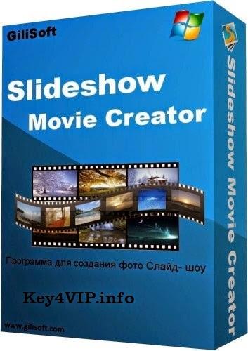 Download Gilisoft SlideShow Movie Creator 4.1.0 Full,Tạo trình chiếu ảnh tuyệt đẹp