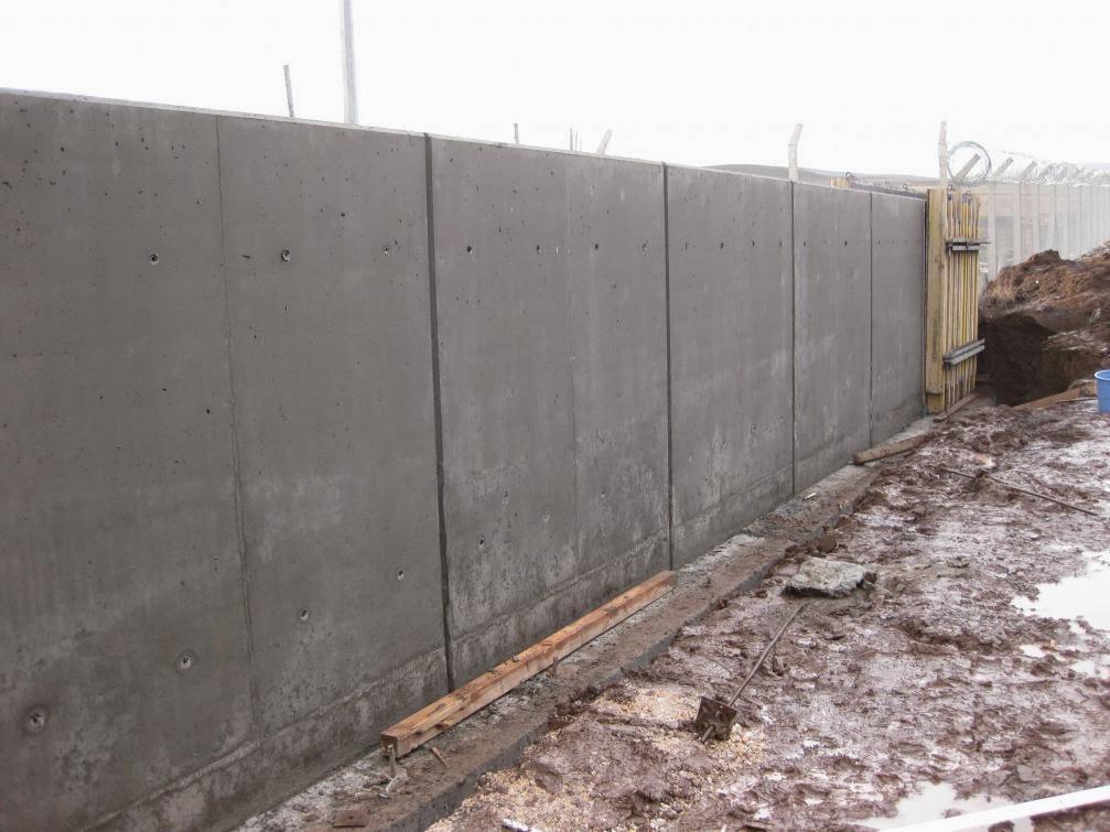 Perde beton metrekare fiyatı
