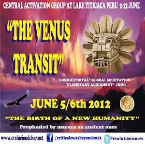 THE VENUS TRANSIT