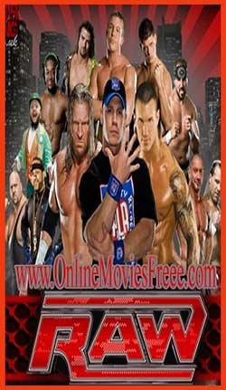 WWE Monday Night Raw 14 August 2017 Wrestling Show Download HD 720P at xcharge.net