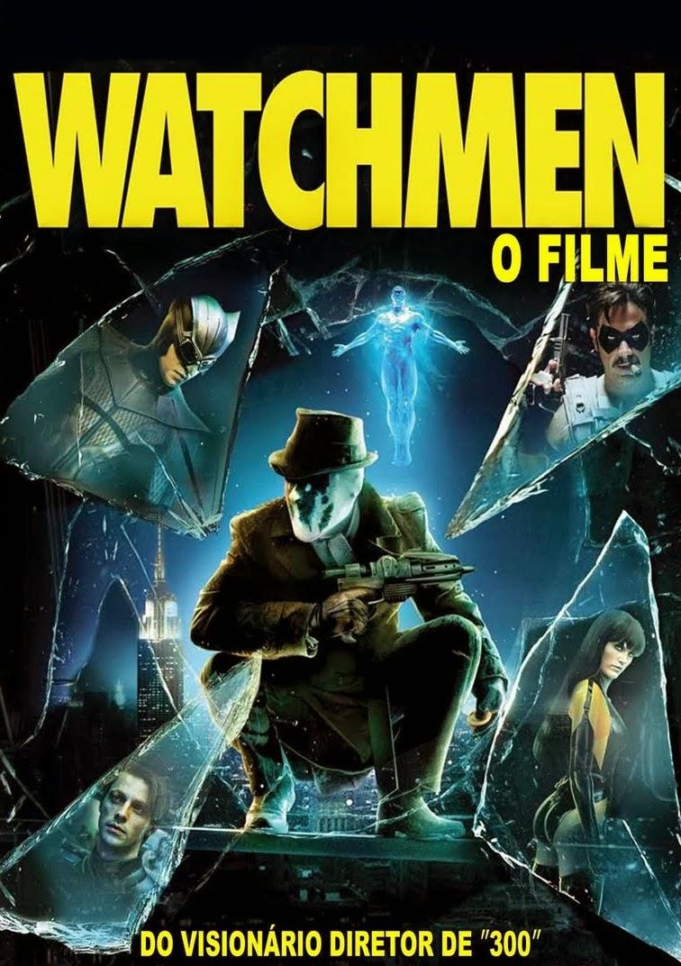 Watchmen: O Filme – Dublado (2009)