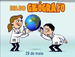 DIA DO GEOGRÁFO