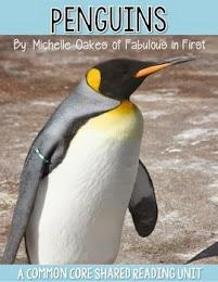 Penguins: Reading Unit