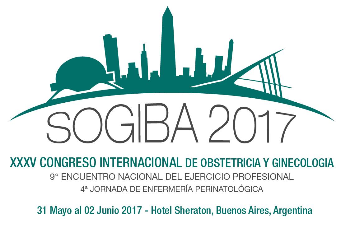 XXXV Congreso de la Sociedad de Obstetricia y Ginecología de Buenos Aires, SOGIBA 2017