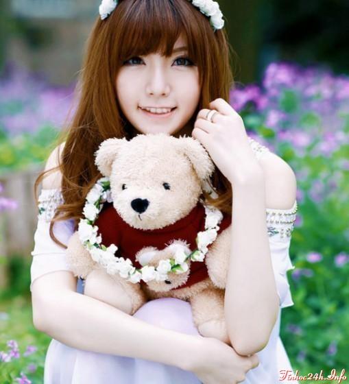 girl xinh dễ thương 1