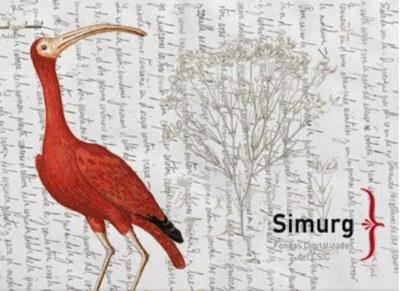 SIMURG. Fondos digitalizados del CSIC.