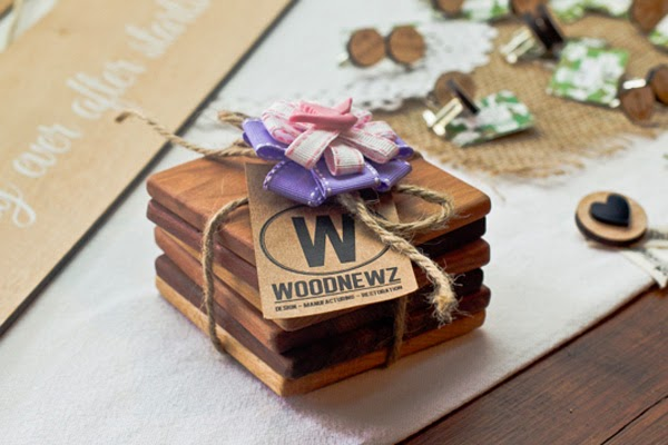 Woodnews at the Durban Alternative Wedding Fair