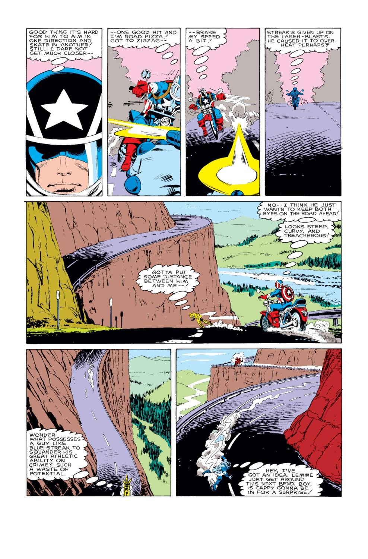 Captain America (1968) Issue #318 #246 - English 19