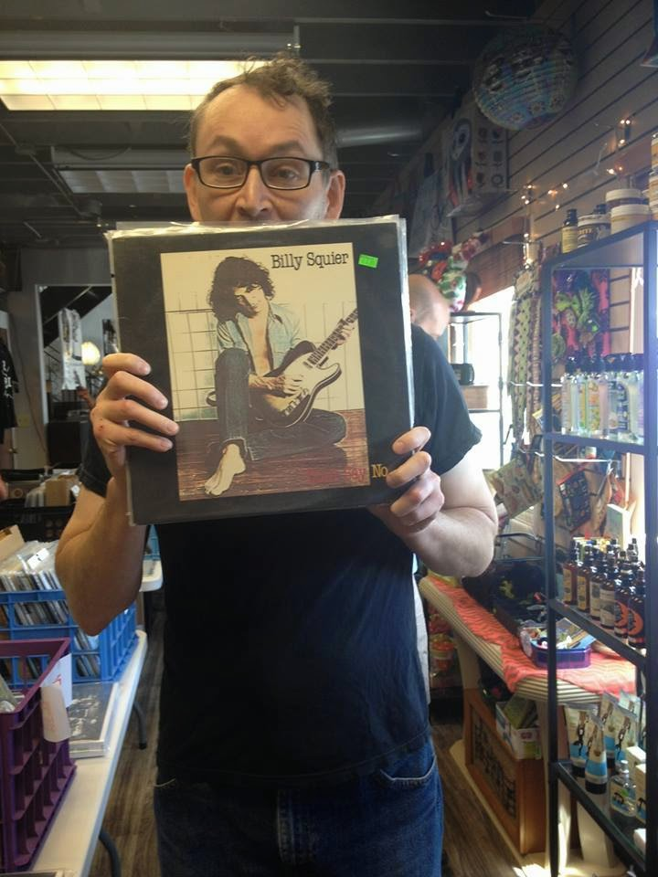 Record Store Day with Thomas L. Vaultonburg at Culture Shock