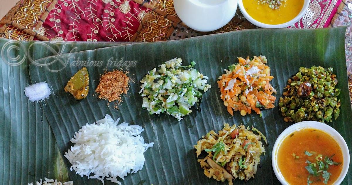 Fabulous fridays karnataka thali forumfinder Images