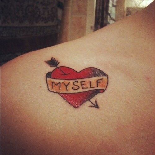 Plump And Blissful: Learning To Self-Love