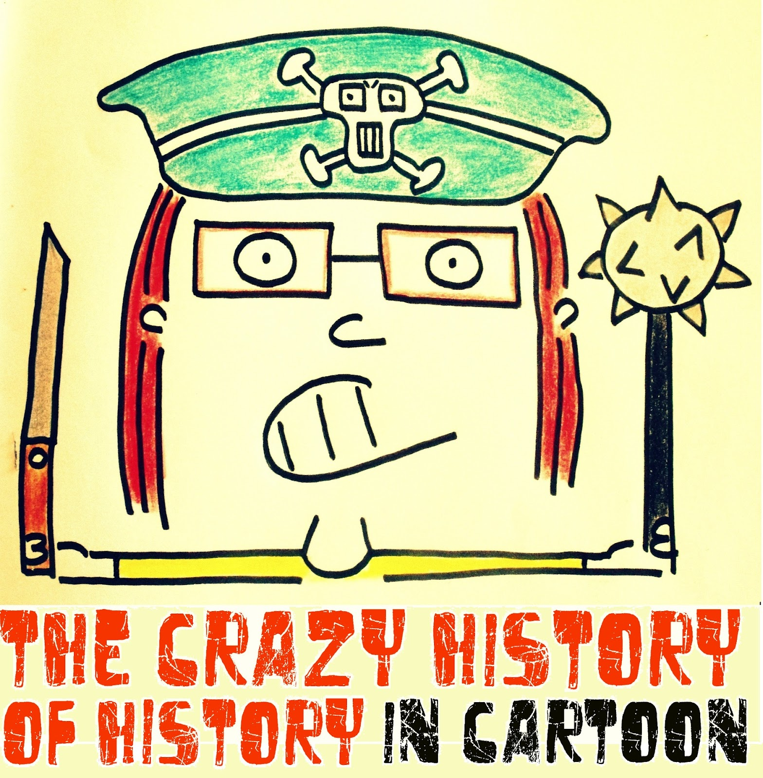 history in cartoon