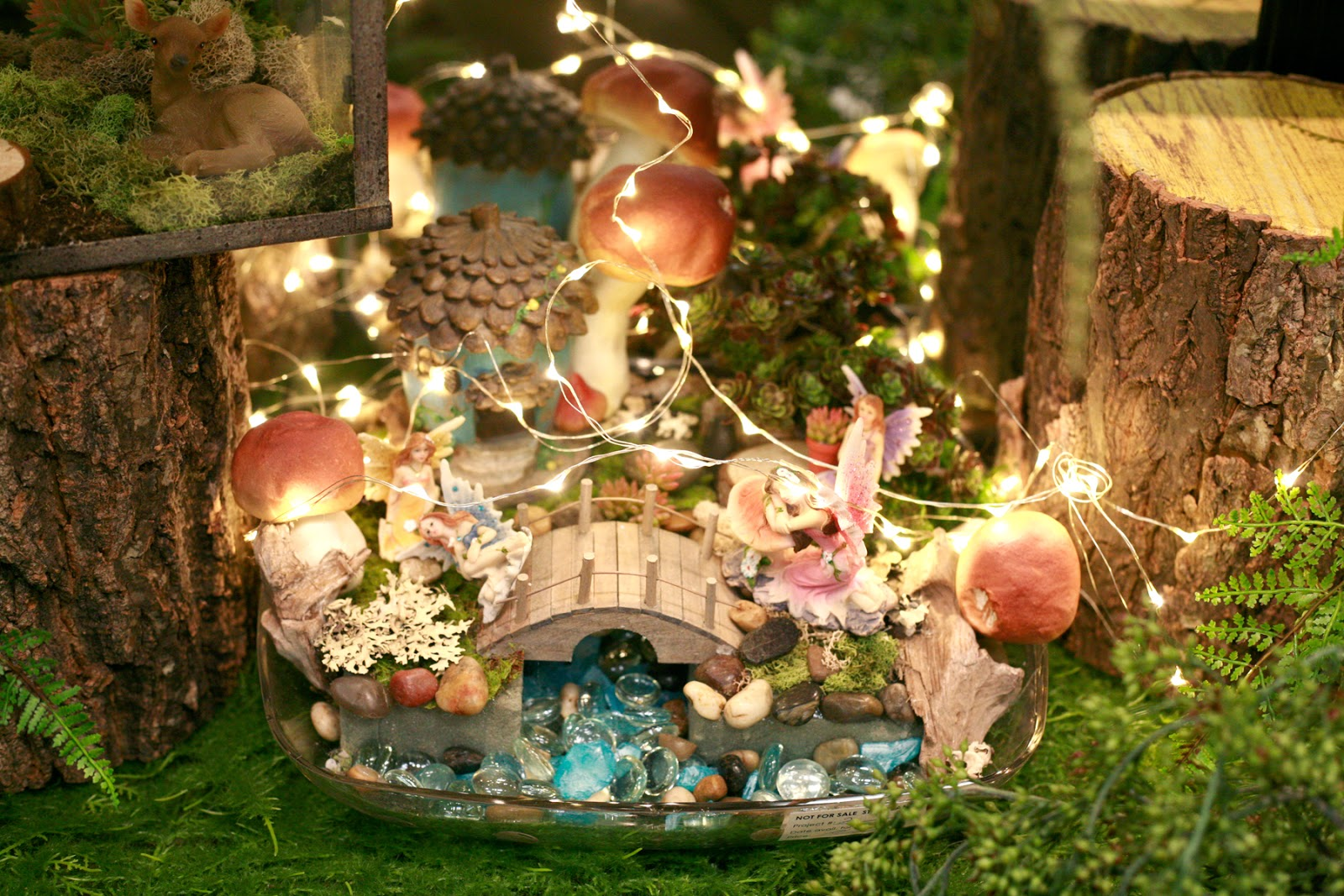 ... Crafts and Frame Shop: Creative Fairy Garden Ideas and Supplies