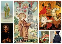 Family Patron Saints of 2013