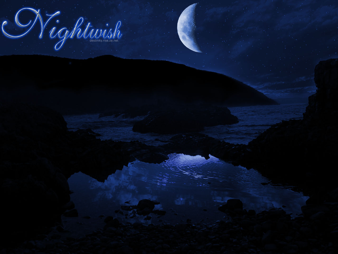 Adela Watkins: nightwish background