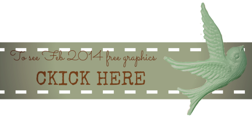 February Free Graphics