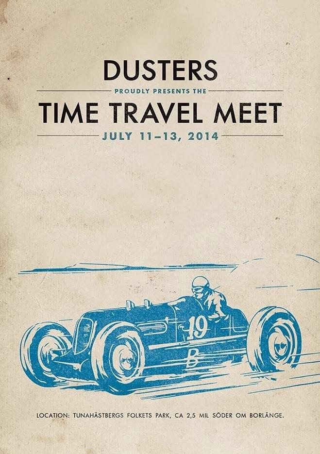 Dusters TTM #3  11-13/7-2014