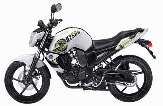 Spesifikasi dan Harga Yamaha New Byson