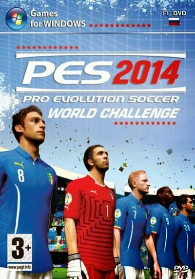 Download PES 2014 World Challenge Full Version