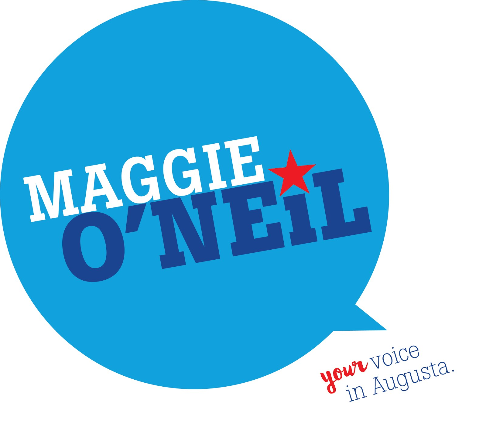 Maine Democrat Maggie!