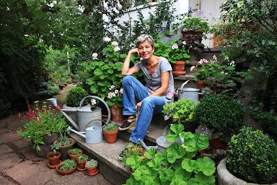 trädgårdsdesigner Hillevi Liljeström entré trädgårdsdesign