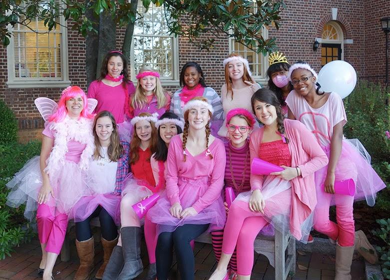 We Wear Pink On......Thursdays....