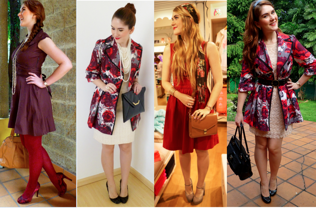 Red Outfit Ideas