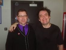 After supporting Kevin Eldon, Titting About, Black Box, Belfast.