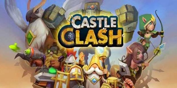 Castle Clash logo