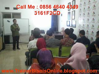 Ari Purwanto, Trainer Bisnis Online, Pembicara Internet Marketing 0856 4640 4349