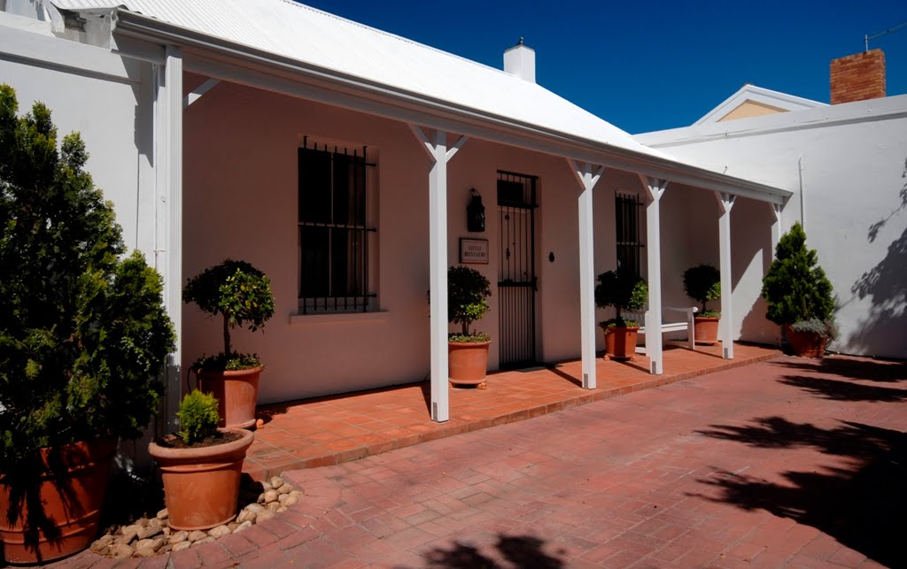 accommodation port elizabeth belvedere cottages