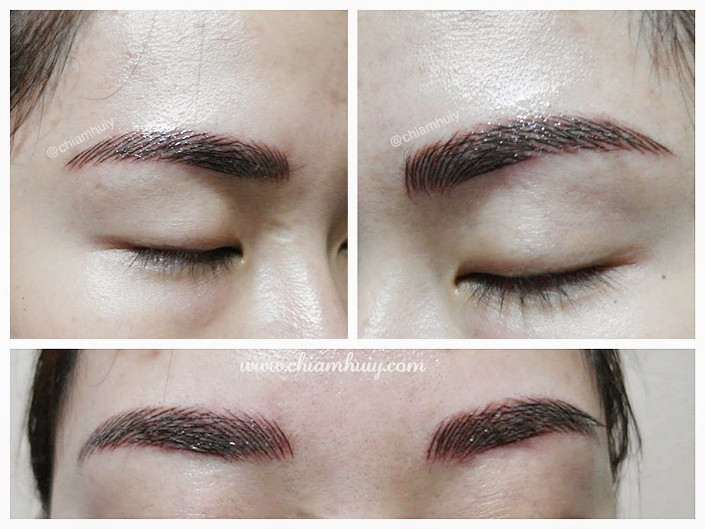 3d eyebrow embroidery review perfect brow house celine