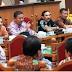 DPRD Ponorogo Rapat koordinasi Mengenai hibah bansos dan Bank Pasar