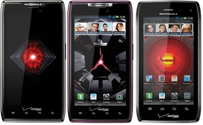 Top 10 Smart Phones in 2012