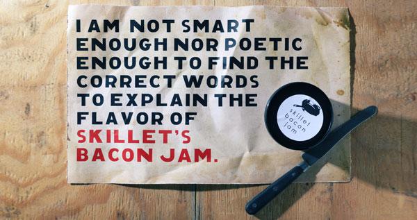 Skillet's Bacon Jam