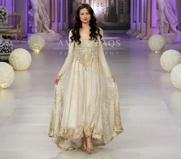 Pakistani New Bridal Dresses Pak Fashion