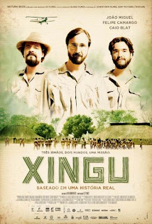 Pôster do filme Xingu