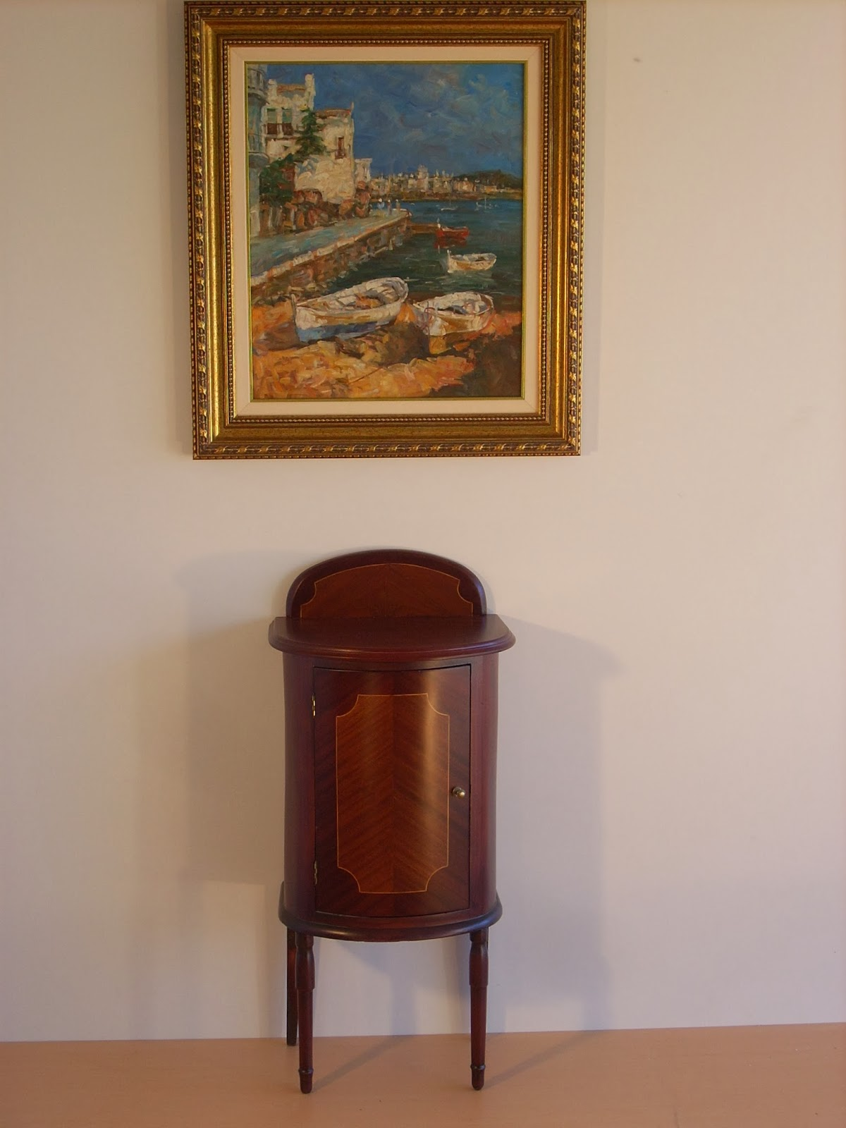 Venta de muebles antiguos restaurados naturmoble mesita - Comprar muebles antiguos ...