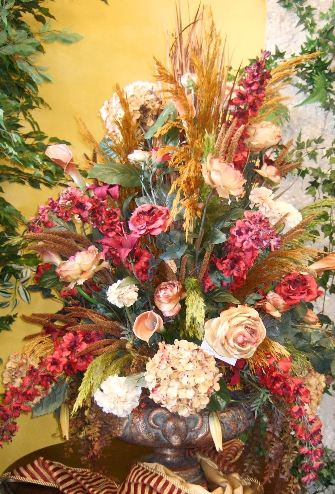 Ana Silk Flowers Artificial Flower Arrangements
