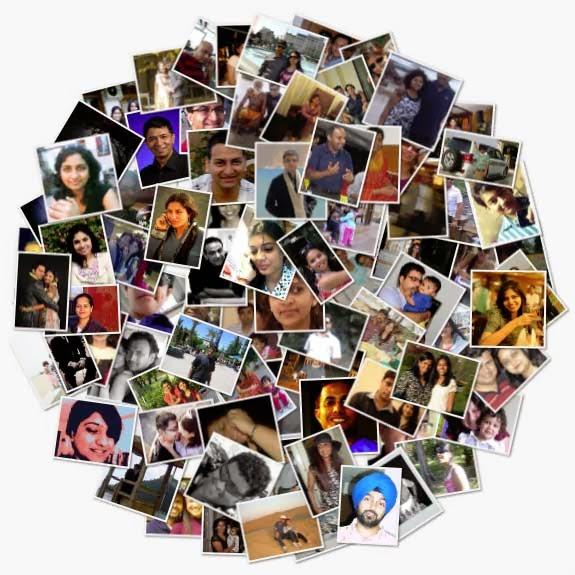 Truco como hacer un collage con mis fotos de facebook - Como hacer un collage de fotos a mano ...