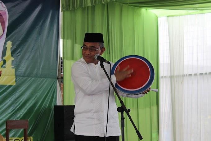 SMA Tugu Ibu Gelar Festival Marawis dan Qosidah