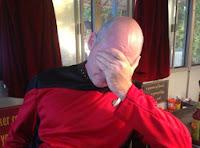 disfraz meme Star Trek