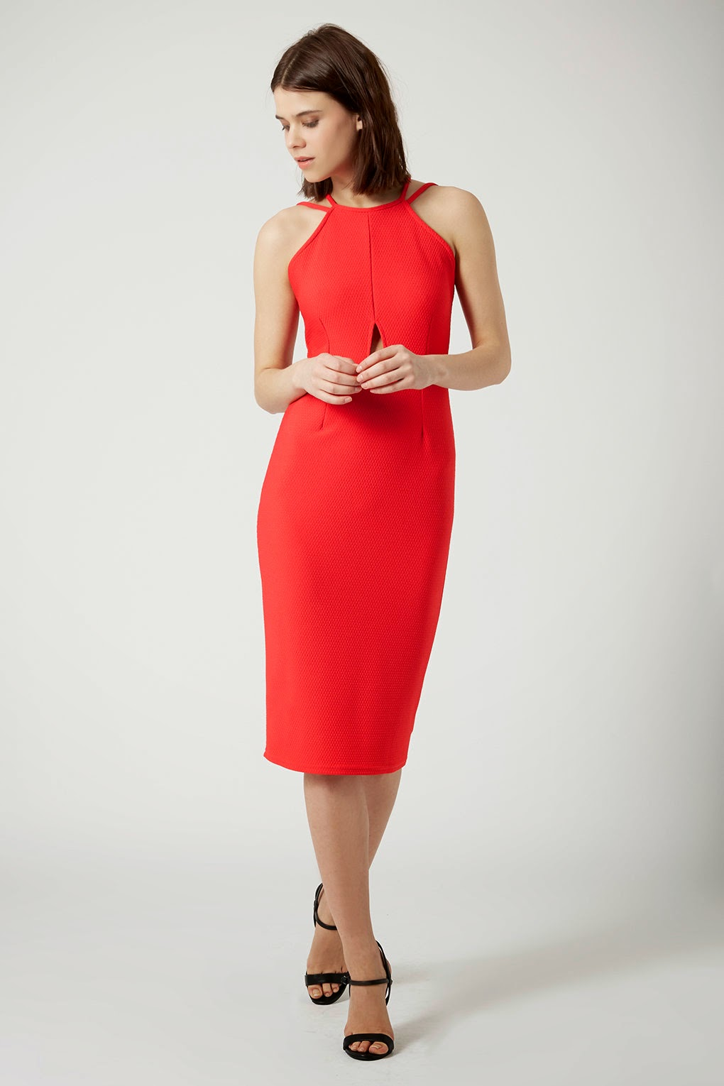 red oh  my love dress