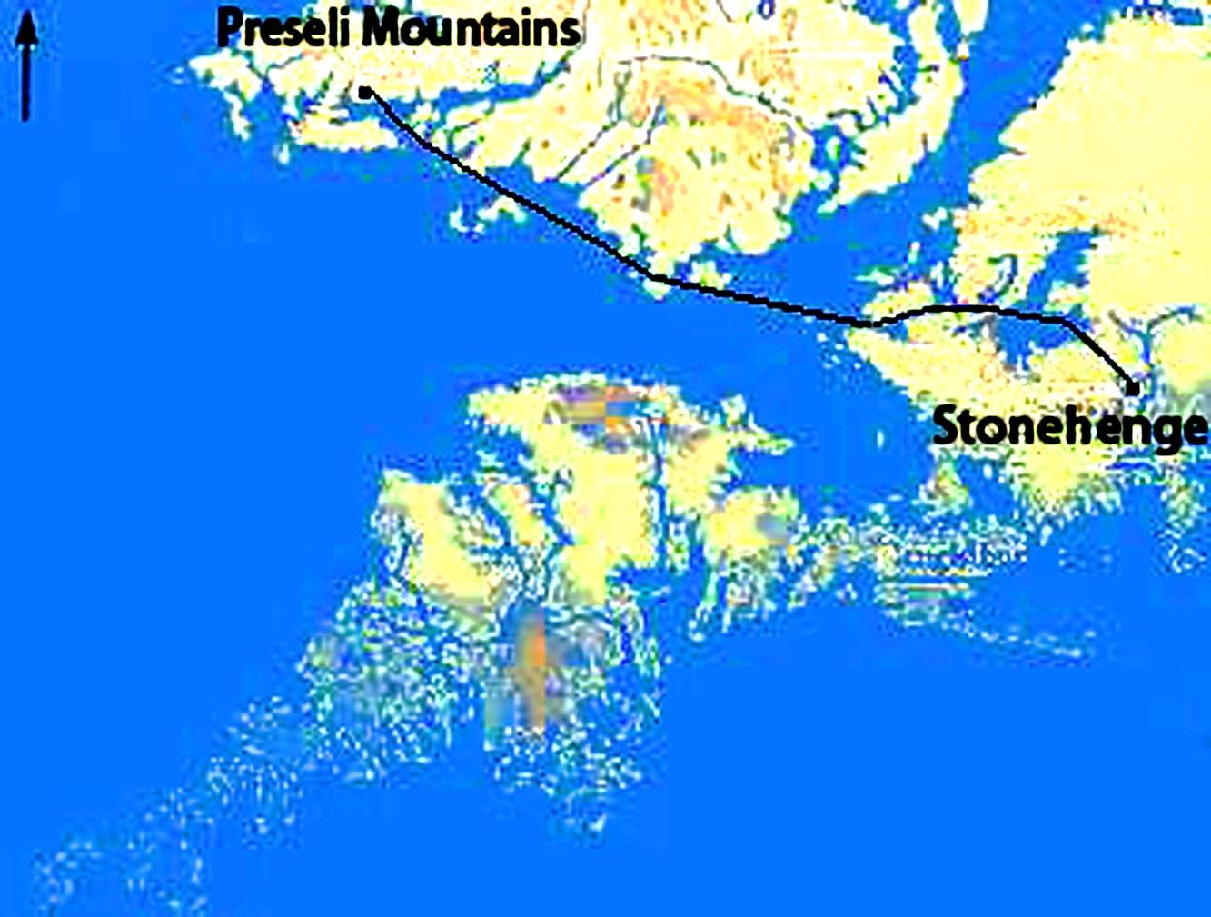 Stonehenge transport mystery solved  Tallblokes Talkshop