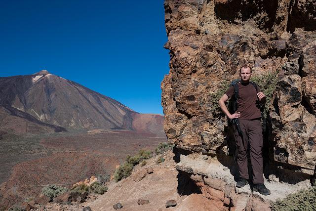 Łukasz Kocewiak - Pico del Teide