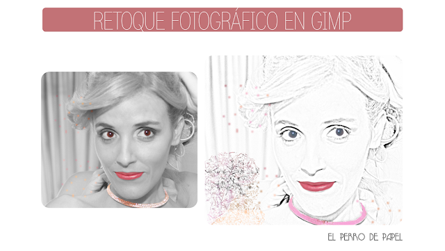 Como editar fotografías en GIMP de manera original