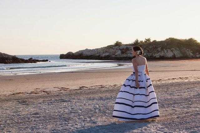 ck bradley reversible wedding dress with grosgrain