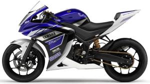 Foto Yamaha R25 Motor Sport Terbaru 2014 Full Specs