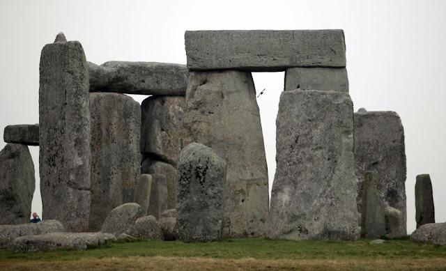 Stonehenge Day Time Image