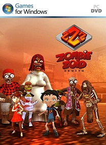 Free Download Zombie Zoid Zenith PC Game Full Version